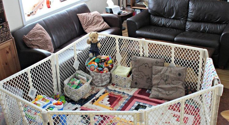 Creating a Safe Room for Baby