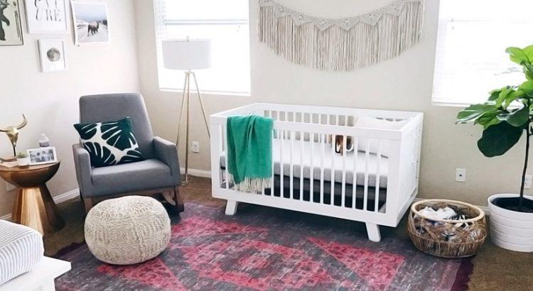 Using Baby Cribs